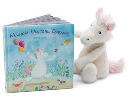 Unicorn Dreams Book & Plush
